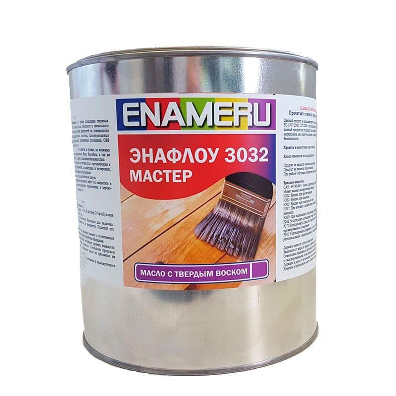 Oil 3032 Hard Wax (EnaFloor Oil 3032 HW) 3 литра