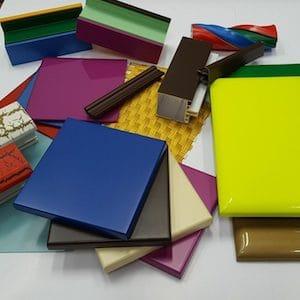 Какие материалы можно красить
