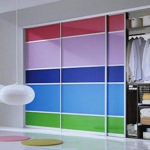 Раздвижные шкафы